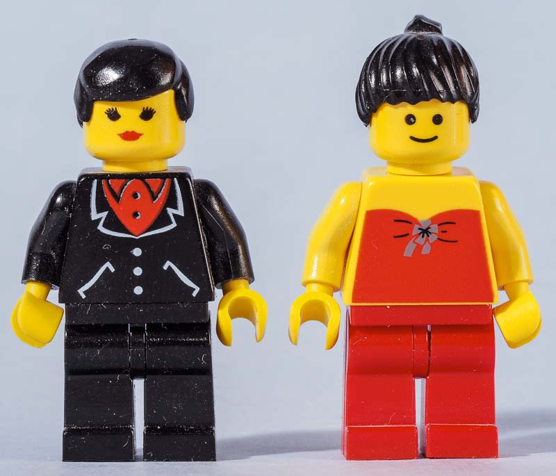 Så här gör man transpersoner i Lego. (foto: Ninni)