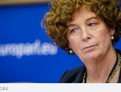 Äntligen! En transkvinna på en viktig politisk post som vice premiärminister i Belgien